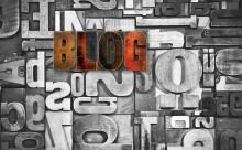 blog graphic red monochrome