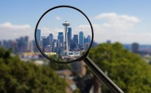 search city magnifying glass