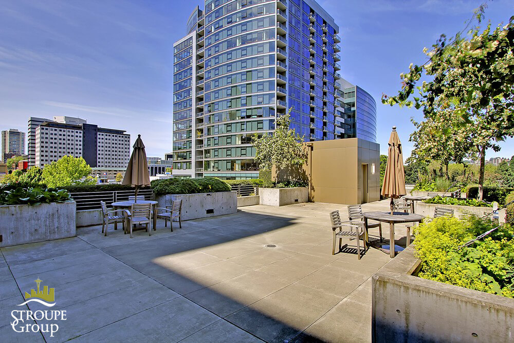 2200 Westlake Condos Denny Triangle Seattle roof deck