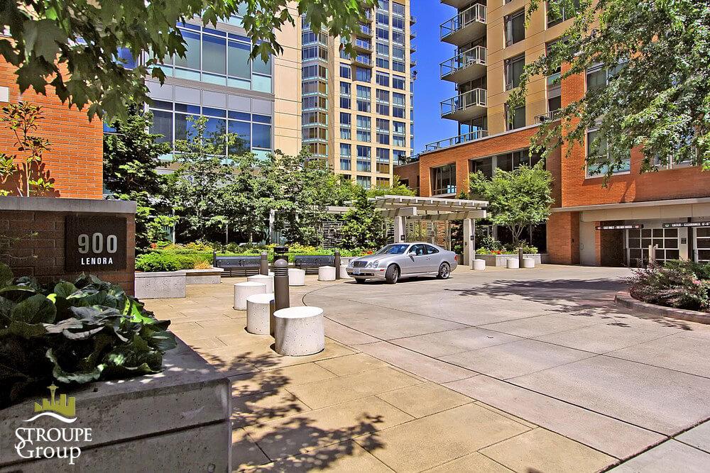 2200 Westlake Condos Denny Triangle Seattle valet