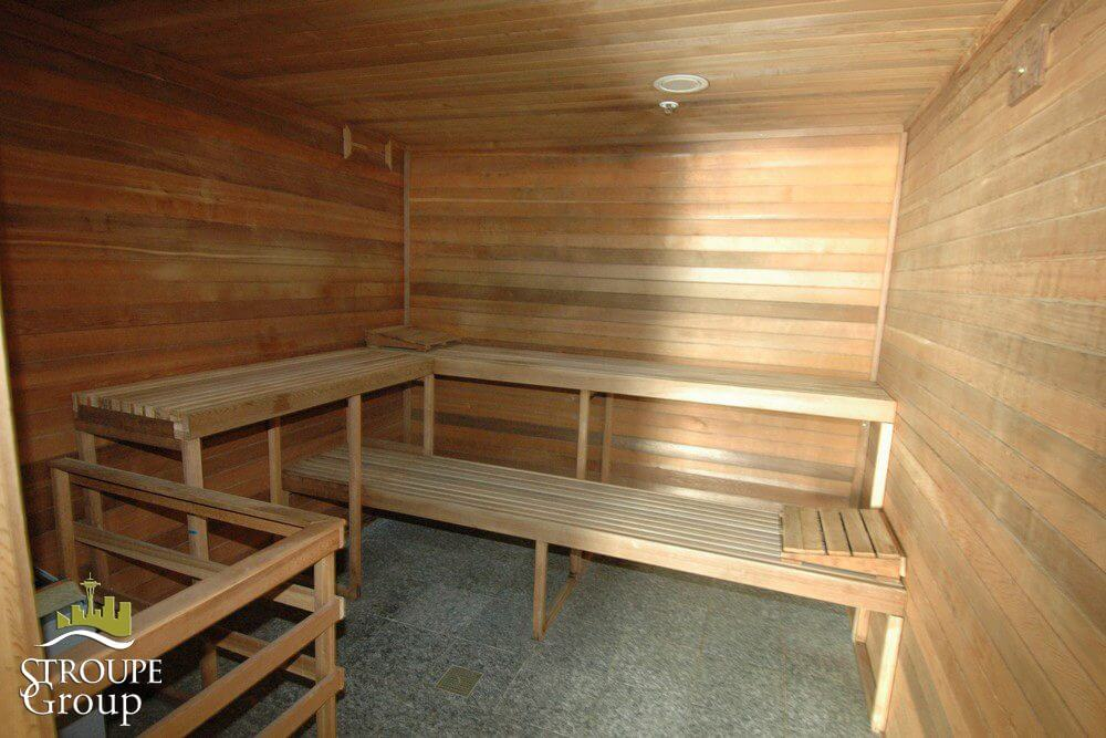 Concord condos Belltown Seattle sauna