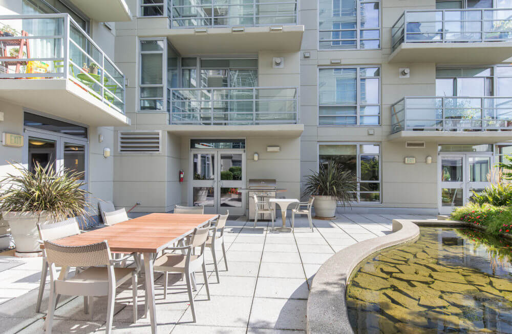 Concord condos Belltown Seattle terrace