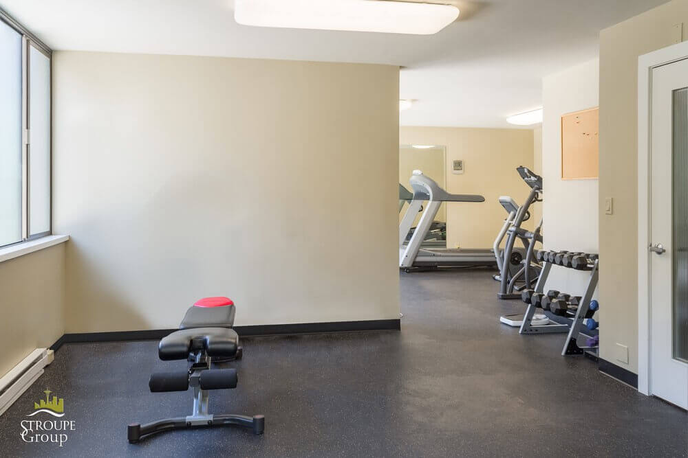 Royal Manor condos First Hill Seattle gym 2