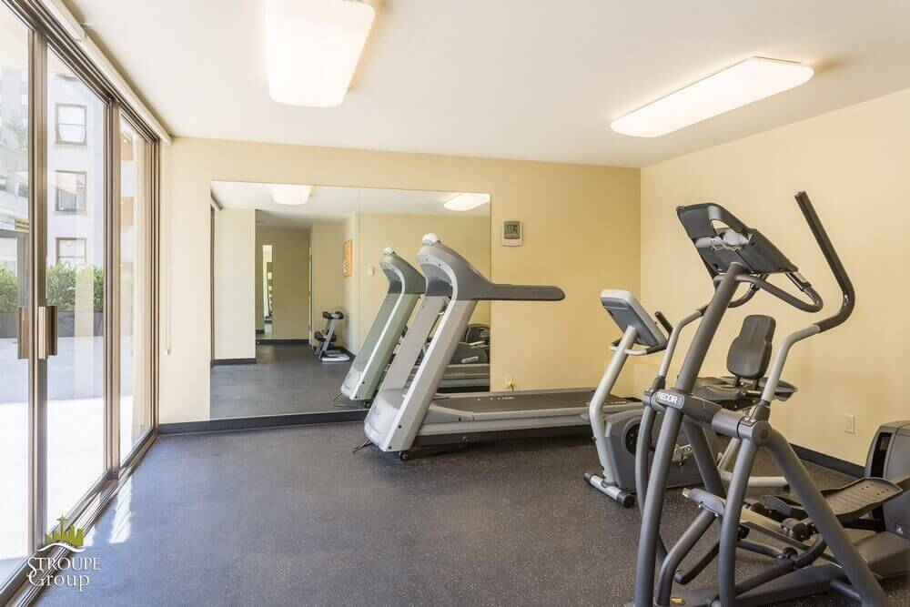 Royal Manor condos First Hill Seattle gym