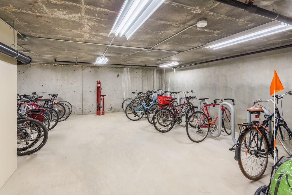 vik condos ballard Seattle bike storage
