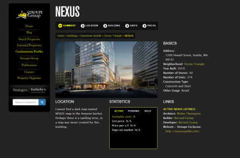 nexus building profile