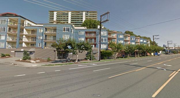 500 Elliott street view