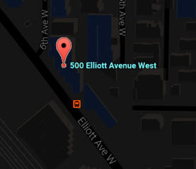 500 Elliott Map